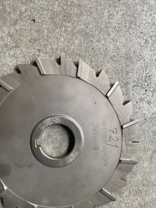 various disc milling cutters