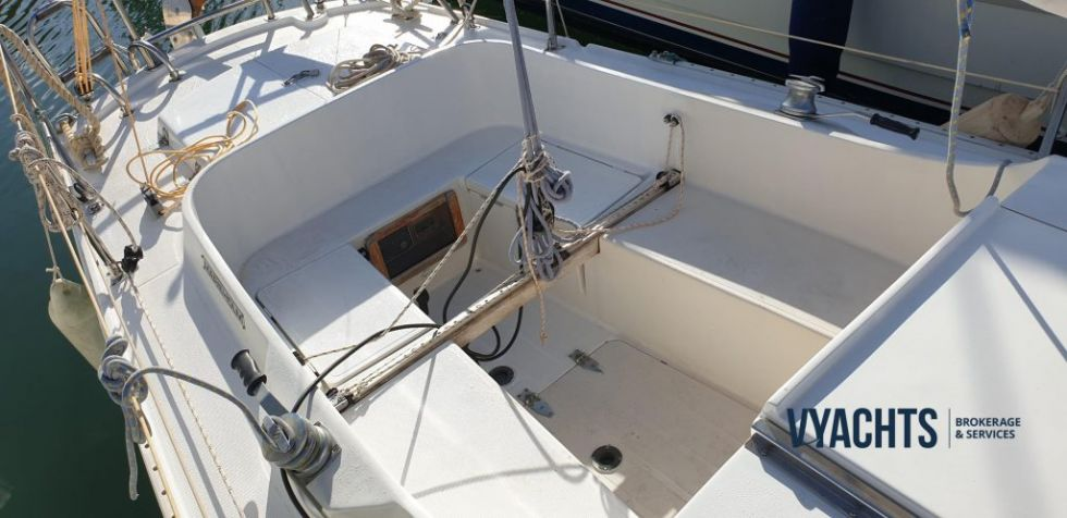 Embarcación Marieholm 26