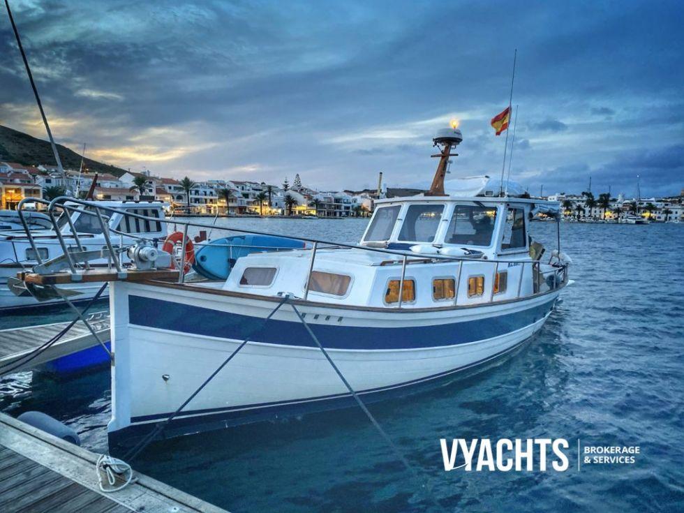 Embarcación Majoni 58