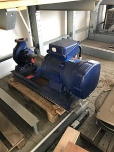 KSB ETANORM-MX 100-200 Pump