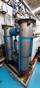 Túnel de lavado en continuo TECNOFIRMA CH05