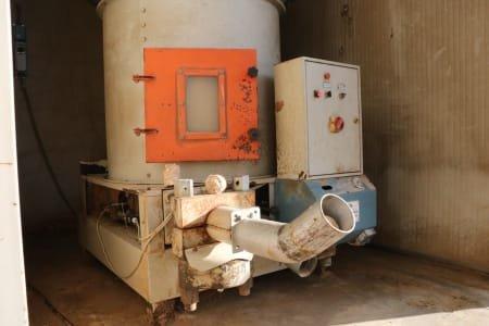 COMAFER DINAMIC 70/60 Briquetting Machine