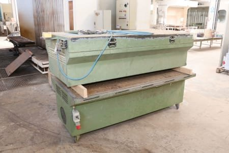 Lot of suction benches (no motor)