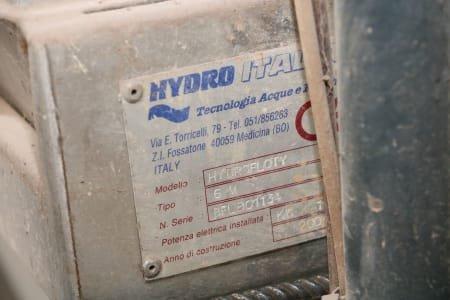HYDRO HYDROFLOTY 6M Settling machine