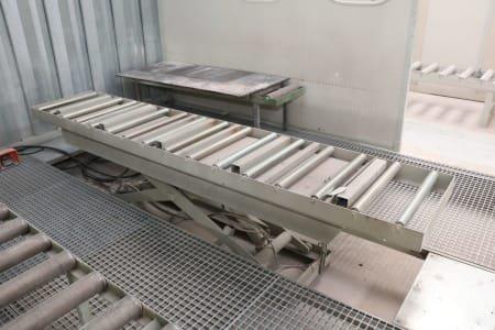 TRANSPORTCAR Lifting table