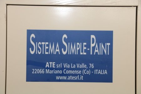 ATE SIMPLE PAINT Air treatment device