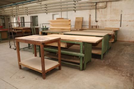 Lot of Workbenches