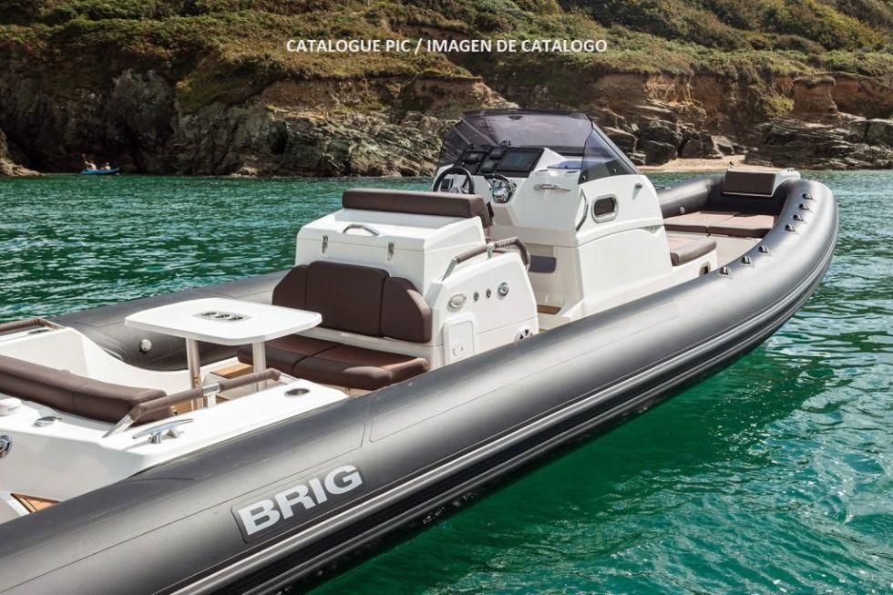 Embarcación RIB Brig Eagle 10 2018