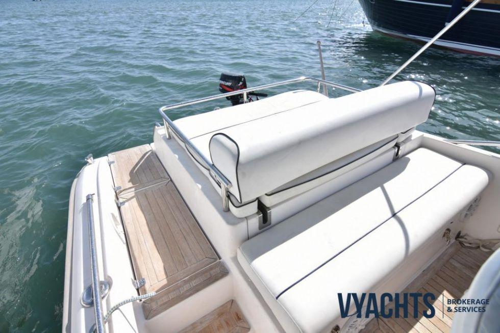 Embarcación Windy Oceancraft 761
