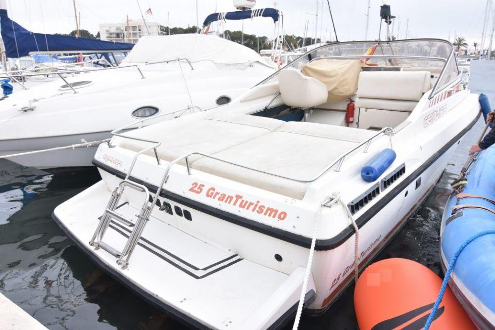 Embarcación Cranchi 25 Gran Turismo