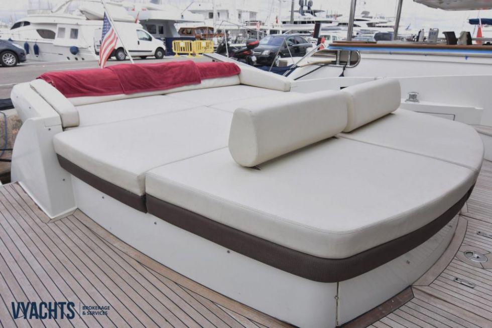 Embarcación Azimut 68S 2008
