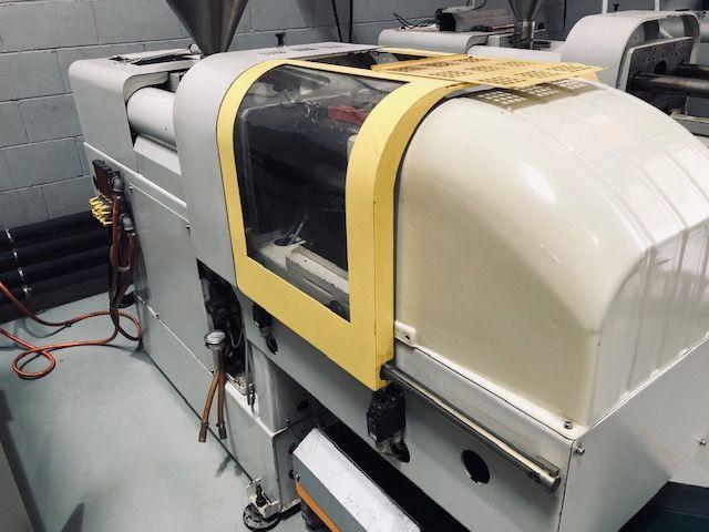 Inyectora termoplástico 35 ton