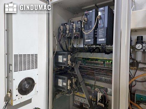 Centro de mecanizado vertical Akira Seiki V5.5