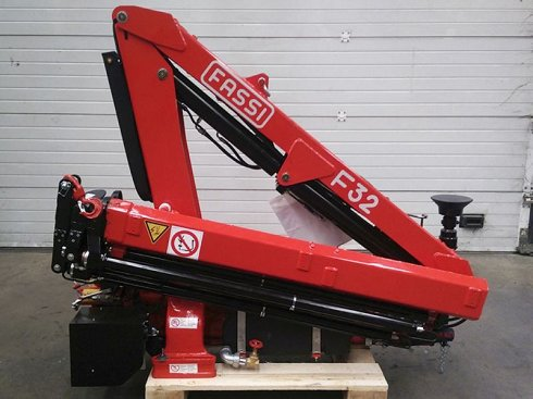 Grúa Fassi F32A.0.23 active