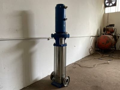 GLOOR SV1612/8F110TVW Pump