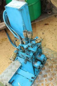 Control from an injection moulding machine