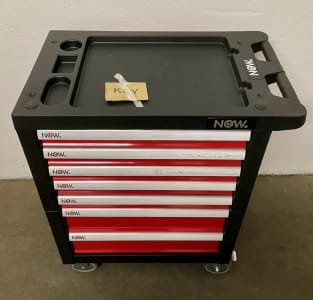 PROMAT 100000-NOW 4000871043 Tool Trolley with Tools (NEW)