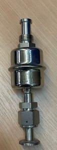 PALL SGLFPF6101VM4 (13x) Gaskleen Gas Filter Assembly