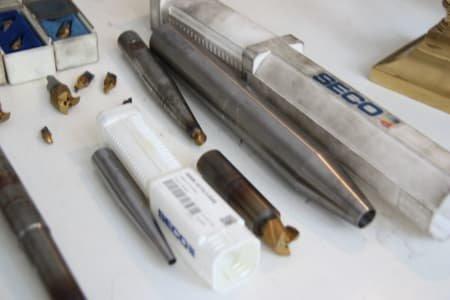 SECO Lot Tool Holders