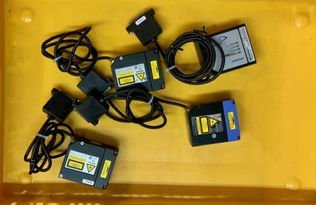 DATALOGIC DS2100A (4x) Barcode Laser Scanner