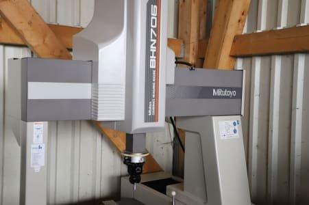 MITUTOYO BHN 706 Coordinate Measuring Machine