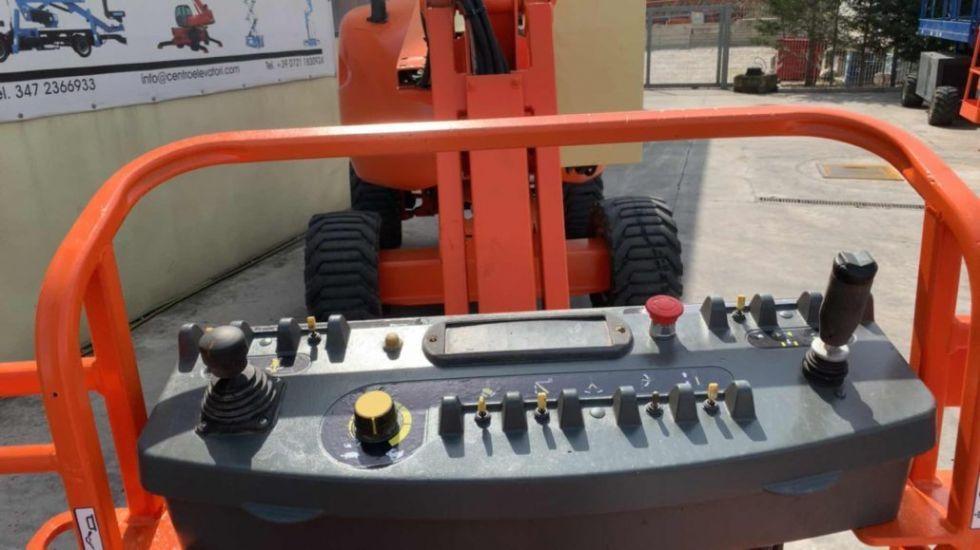 Plataforma Autopropulsada 16Mt JLG 450 AJ