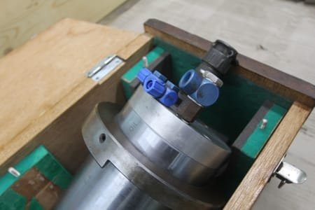 GMN TEMPO-TSSV 120 V-21000 Grinding Spindle