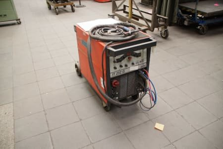 LORCH IT 252 G DC LORCH IT 252 G DC WIG Welding Device