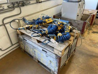 ATLAS COPCO Lot Pneumatic Screwdrivers