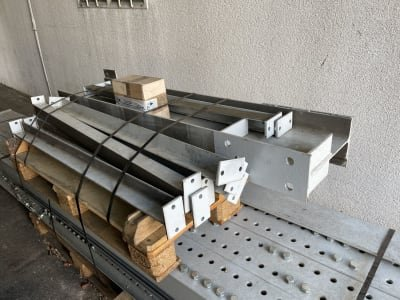 FOCO Single-Sided Cantilever Rack