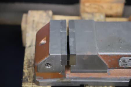ALLMATIC 125 Hydraulical Machine Vice