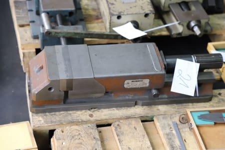 ALLMATIC 160 Hydraulical Machine Vice