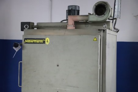 NABERTHERM N 250/85 A Hardening Furnace