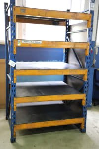 Heavy Duty Rack without Content