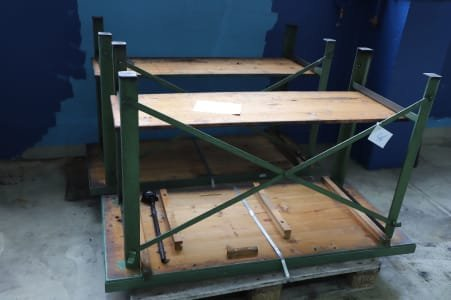 Lot of Working Tables