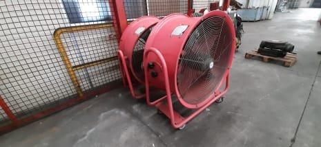 2x Electroventiladores METAL WORKS WV800
