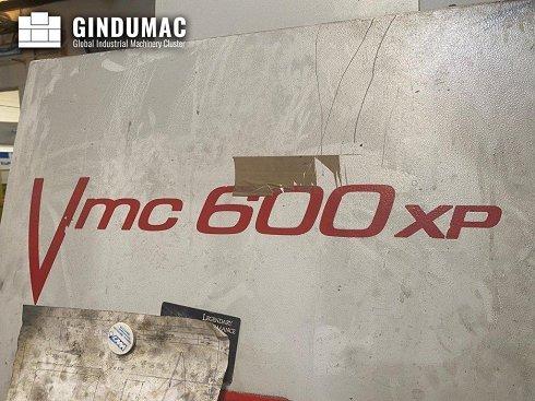Bridgeport VMC 600XP
