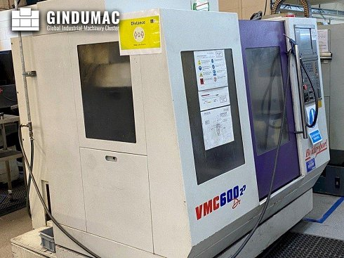 Bridgeport VMC 600/22 Digital