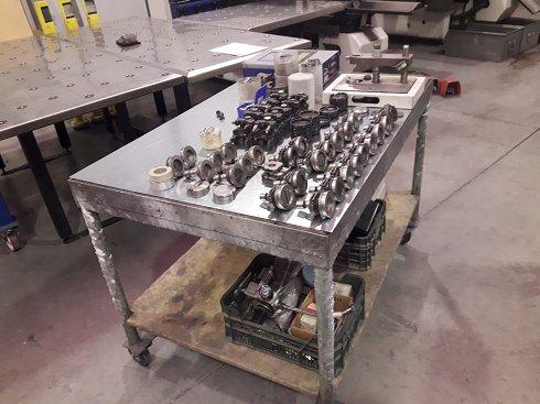 Punzonadora CNC Trumpf Trumatic 120