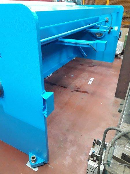 Cizalla hidráulica Axial de 3100x6mm