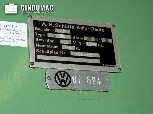 Schütte SF81