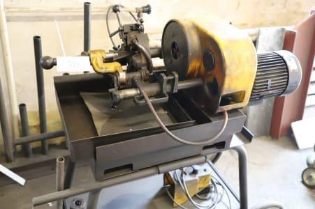 REMS TORNADO 2010 Thread Cutting Machine