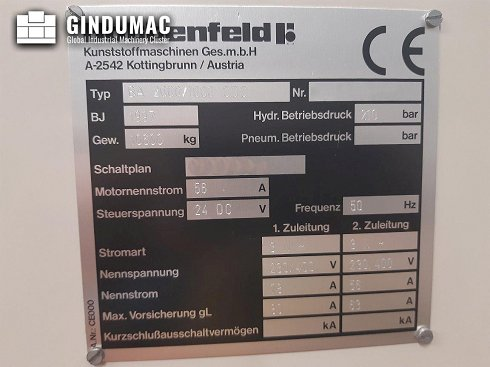 Battenfeld BA 2000/1000 CDC