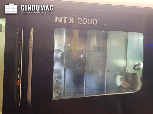 DMG MORI NTX 2000