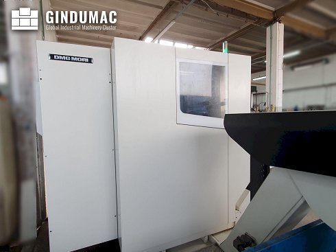 Centro de mecanizado vertical DMG MORI DMC 1035V Ecoline