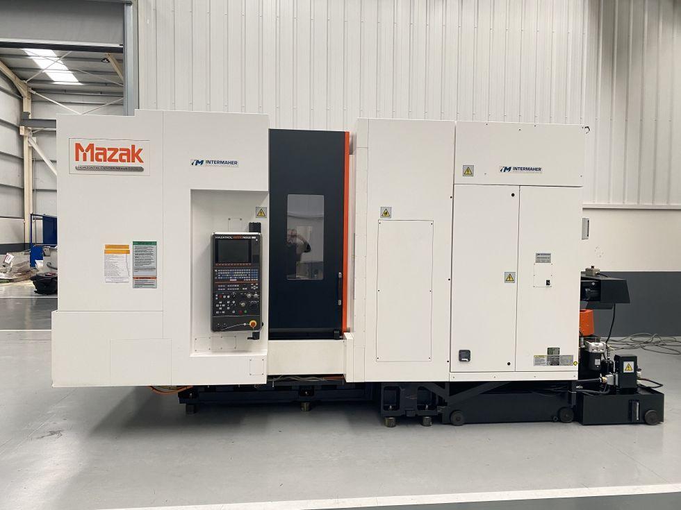 Centro Horizontal Mazak Nexus 5000 II