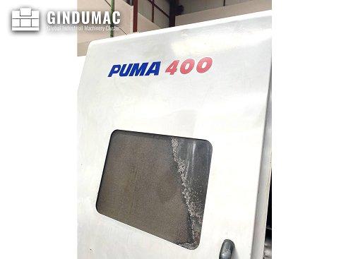 DAEWOO PUMA 400