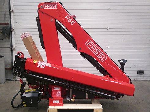 Grúa Fassi F65B.0.23 e-active (nueva)