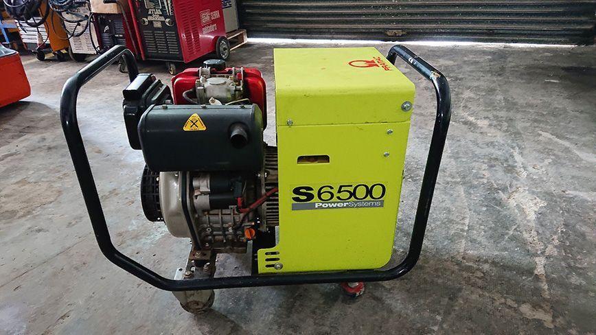Grupo Electrógeno Diesel