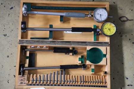 MITUTOYO Lot of Subito Measuring Probes